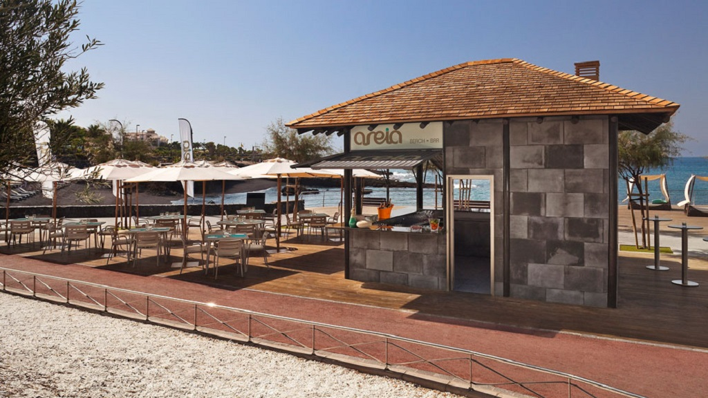 PALACIO DE ISORA-BEACH BAR