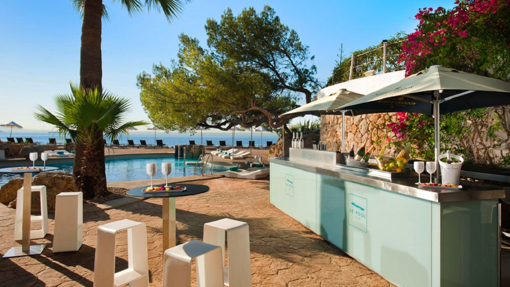 MELIA DE MAR-POOL BAR