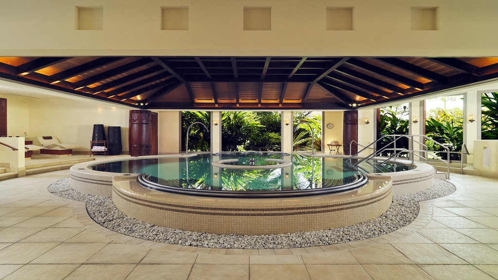 ABAMA-SPA HYDROTHERAPY POOL
